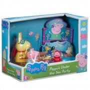 Peppa Pig - Peppa's Under the Sea Party Playset