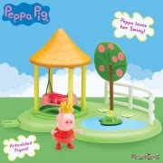 Peppa Pig Princess Peppa's Garden Swing