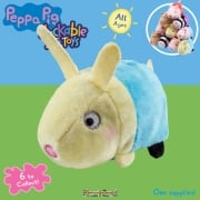 Peppa Pig Stackable Soft Toys - Rebecca Rabbit