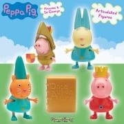 Peppa Pig Story time Figure Pack