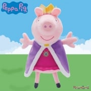 Peppa Pig Supersoft Royal Princess Peppa