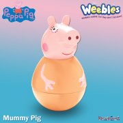 Peppa Pig Weebles - Mummy Figure