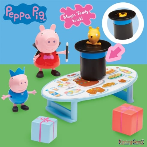 Peppa Pig's Magic Party