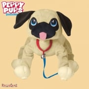 Peppy Pups Pug Dog