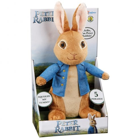 Peter Rabbit Movie Collection - Talking Peter Rabbit