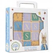 Peter Rabbit Nursery Collection - 16-piece Wooden Picture Blocks