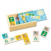 Peter Rabbit Nursery Collection - Wooden Dominoes Set