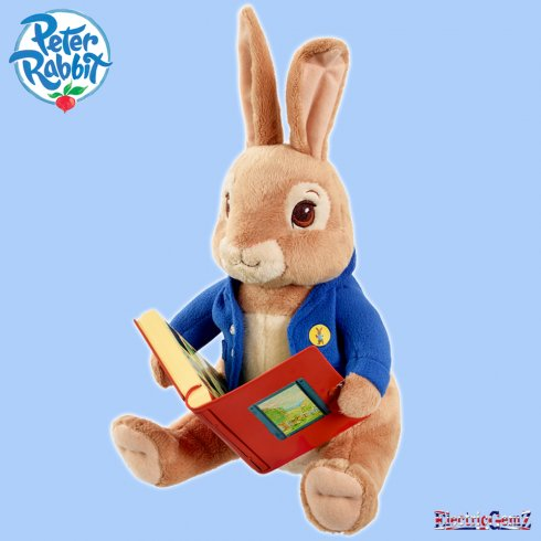 Peter Rabbit Story Telling Peter Rabbit Plush