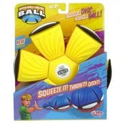 Phlat Ball V4 Orange & Yellow