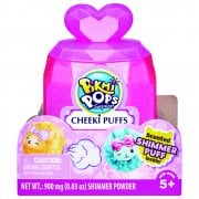 Pikmi Pops Surprise Cheeki Puffs Scented Shimmer Puff Assorted