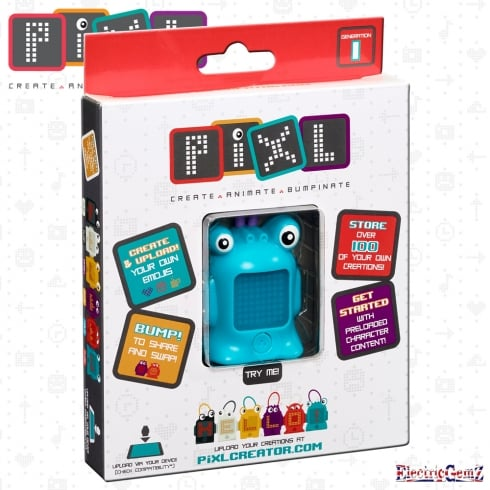 PiXL Series 1 Blue Character - Flow