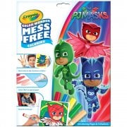 Crayola PJ Masks Colour Wonder Foldalope