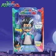 PJ Masks Deluxe Talking Romeo Figure