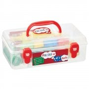 Plasticine Toolz Set with 7 Colours