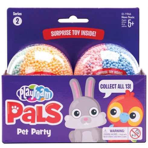 Playfoam Pals Pet Party 2-Pack