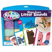 Playfoam Shape & Learn Letter Sounds