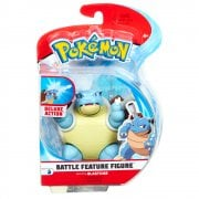 Pokemon 4.5 Inch Battle Feature Figure - Blastoise