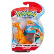 Pokemon 4.5 Inch Battle Feature Figure - Charizard