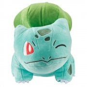 Pokemon 8in Plush Series 8 - Bulbasaur - One Eye Closed