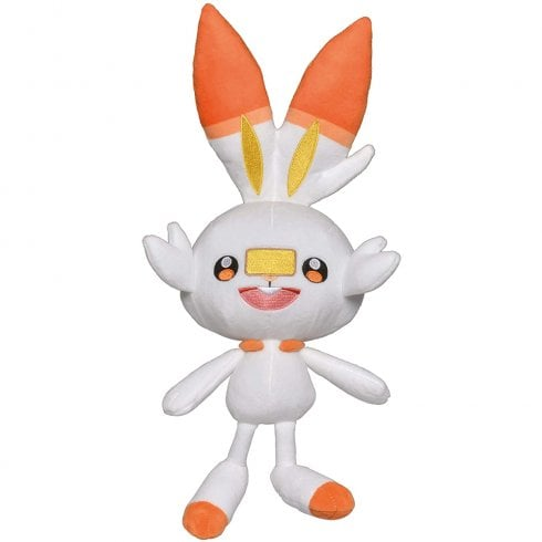 Pokemon 8in Plush Series 8 - Scorbunny