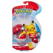 Pokemon Pop Action Poke Ball - Picachu