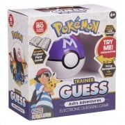 Pokemon Trainer Guess Ash's Adventures Electronic Guessing Game