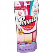 Poppit Soft 'n' Lite Air-Dry Clay Pack - Cream - Light Pink - Pink