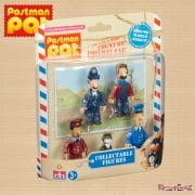 Postman Pat Collectable Figures 5-Figure Pack