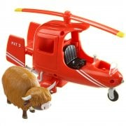 Postman Pat Vehicles SDS Helicopter