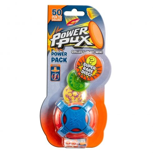 Power Pux Power Launcher Pack Series 1