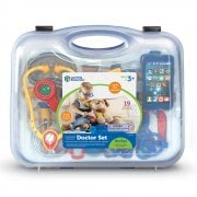 Pretend & Play Pretend & Play 19 Piece Doctor Set in Carry Case