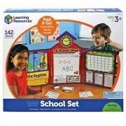Pretend & Play Let's Play School Set