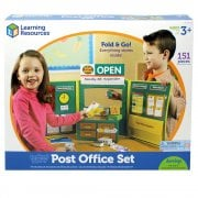 Pretend & Play UK Post Office 151 Piece Set