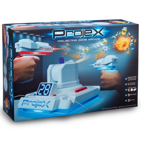ProjeX Electronic Projecting Game Arcade