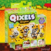 Qixels Kingdom Series 4 Theme Pack - Beast Combat