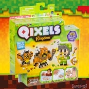 Qixels Kingdom Series 4 Theme Pack - Cyclops Attack