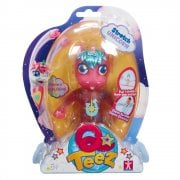 Qteez Stretch Unicorn - Blue Hair & Pink Body
