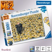 Ravensburger Despicable Me 2 XXL 100 Piece Jigsaw Puzzle