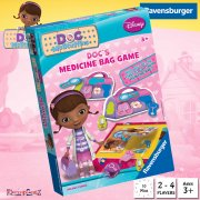 Ravensburger Doc McStuffins - Doc's Medicine Bag Game