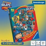 Ravensburger Mike the Knight Snakes and Ladders Game