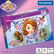 Ravensburger Sofia the First 35 Piece Jigsaw Puzzle