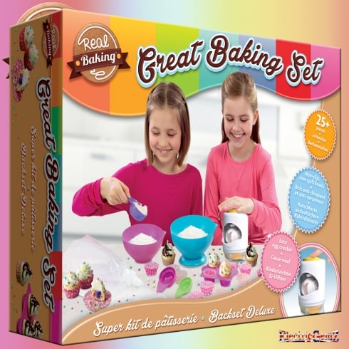 Real Baking Great Baking Set