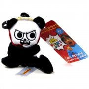 Ryan's World 4in Clip-On Plush - Combo Panda