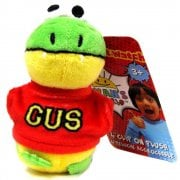 Ryan's World 4in Clip-On Plush - Gus the Gummy Gator