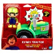 Ryan's World Series 2 Figure & Vehicle - Ryan's Tractor