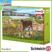 Schleich 2016 Farm World Holidays at the Farm Advent Calendar