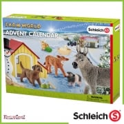 Schleich 2017 Farm World Advent Calendar