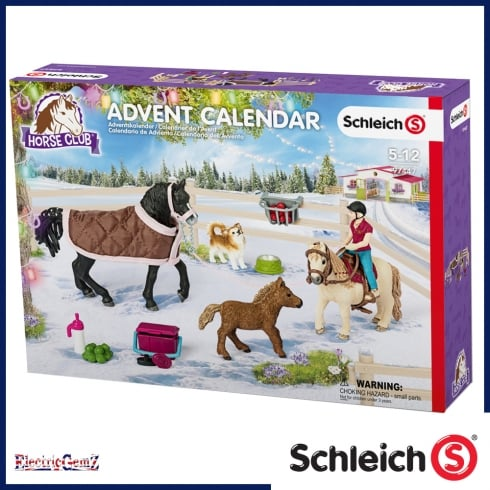 Schleich 2017 Horse Club Advent Calendar
