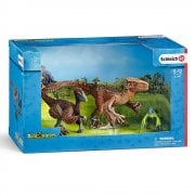 Schleich Dinosaur World Feathered Raptors