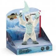 Schleich Eldrador Creatures - Blizzard Bear with Weapon
